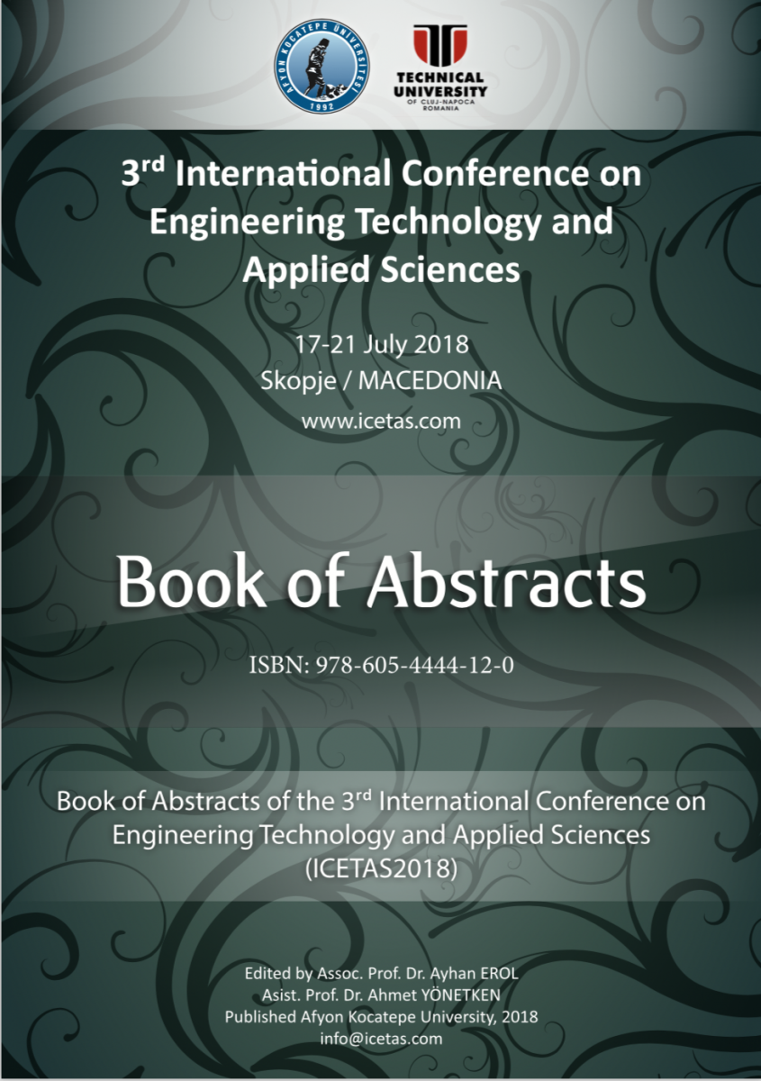 Book of Abstract is Now available | International Conference